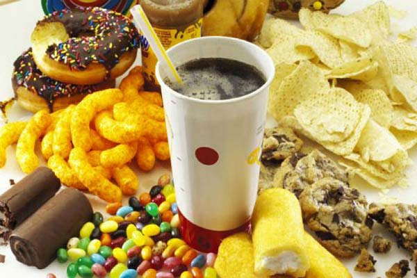 Evita la comida chatarra |Foto referencial