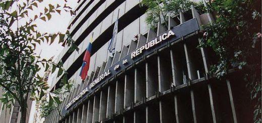 Contraloría General de la República  Foto: Globovisión