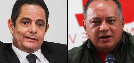 Vargas Lleras fue insultado por el diputado chavista Diosdado Cabello