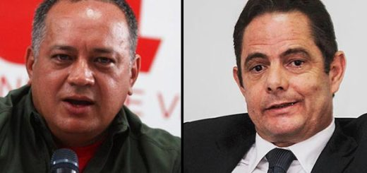 Diosdado Cabello / Germán Vargas Lleras | Composición Notitotal