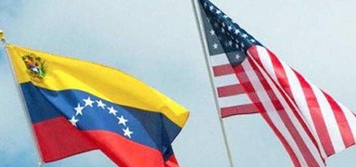 Relación entre EEUU y Venezuela |Foto referencial