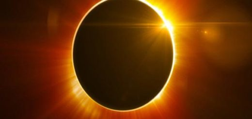 Eclipse solar podrá verse en Nueva Esparta |Foto: Twitter