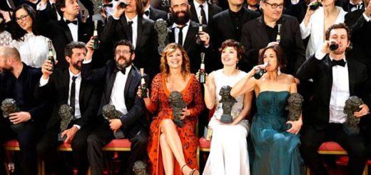 Ganadores de los premios Goya 2017 |Foto: El País