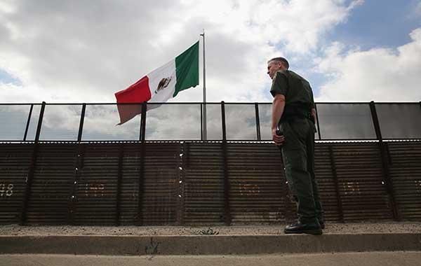 Frontera de México con EEUU |Foto: Getty Images