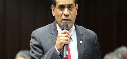 Gilberto Blanco Pinto, diputado por el PSUV |Foto archivo
