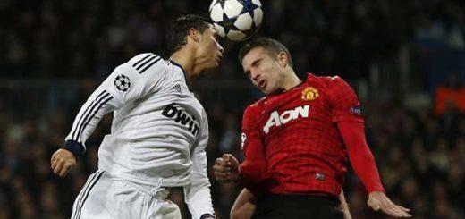 Golpear el balón con la cabeza |Foto: Globovisión