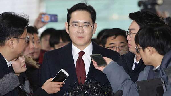 Justicia surcoreana detiene al heredero de Samsung, Lee Jae-Yong |Foto: Img. RTVE