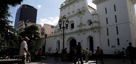Chavismo intimida la Iglesia venezolana |Foto: Reuters