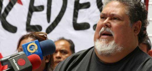 Juan Barreto, secretario del partido político Redes |Foto: Caraota Digital