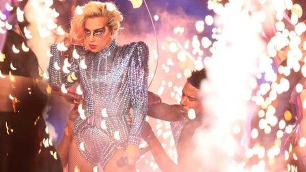 Lady Gaga en el Super Bowl / Foto: GETTY IMAGES