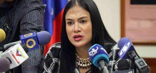 Gobernadora del estado Táchira, Laidy Gómez |Foto: Caraota Digital
