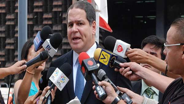 Diputado Luis Florido |Foto: Globovisión