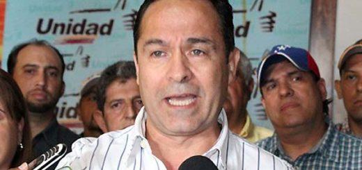 Santiago Contreras, ex Secretaroi Ejecutivo de la MUD en Táchira | Foto: Tachira News