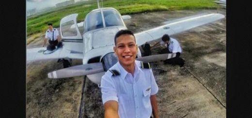 El joven Julio Raba de 18 años murió al caer al precipicio | Foto: Caraota Digital