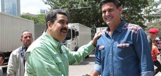 Nicolás Maduro anuncia inversión para la Casa del Artista |Foto: Prensa Presidencial