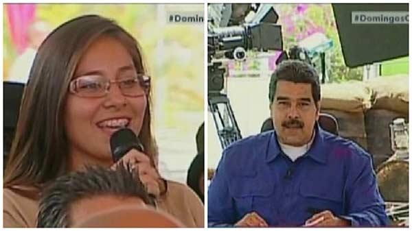 Nicolás Maduro recibió un balde de agua fría sobre la realidad de los liceos |Foto: La Patilla