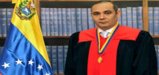Presidente del TSJ, Maikel Moreno|Foto: Noticia Al Día