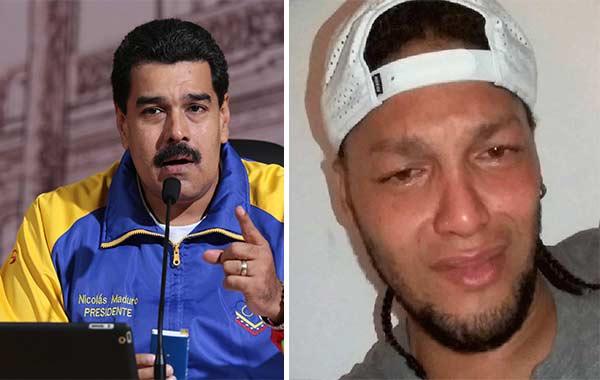 Nicolás Maduro / Juan Manaure | Composición