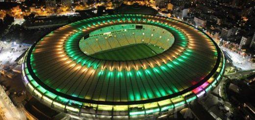 Estadio Maracaná, Brasil |Foto cortesía