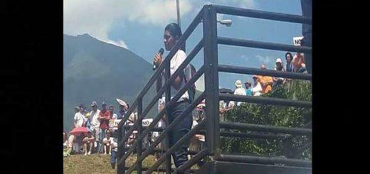 El fuerte testimonio de una joven venezolana |Foto: Caraota Ditigital