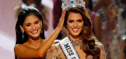 Miss Universo, Iris Mittenaere | Foto: Agencias