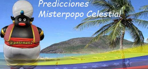 Predicciones de Misterpopo #27M |Foto referencial