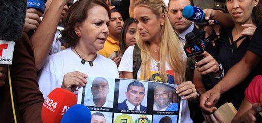 Mitzy Capriles de Ledezma |Foto:  Twitter