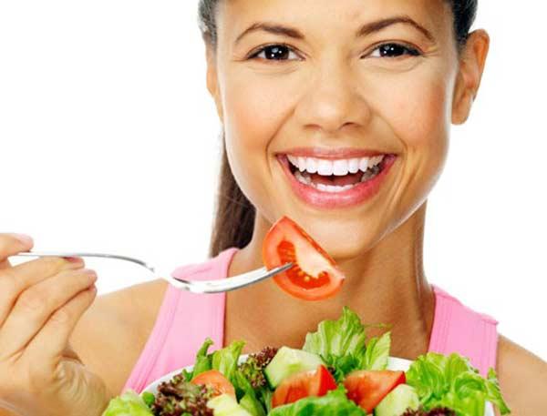 Comer sano también es una opción para tu dieta |Foto referencial