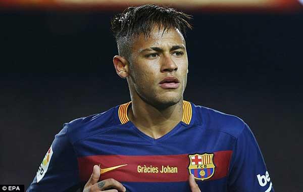 Neymar capitán de la selección de Brasil |Foto: Fichajes. net