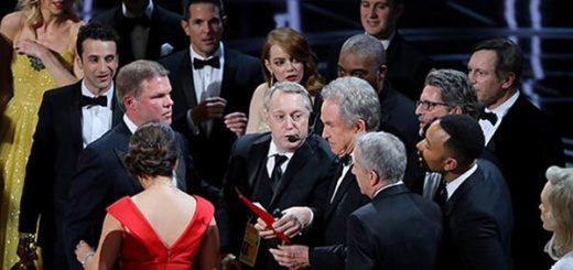 El histórico error de los Oscar que dio como ganadora a La La Land | Foto: Agencias