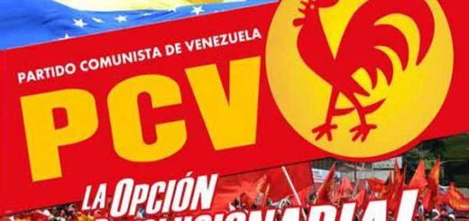 Partido Comunista Venezolanos (PCV) |Foto referencial