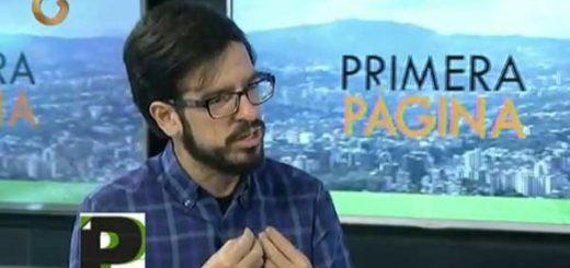 Diputado a la Asamblea Nacional, Miguel Pizarro | Foto: Captura de video