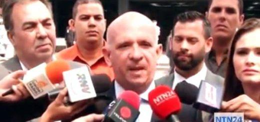 Pollo Carvajal, diputado por el Psuv en la Asamblea Nacional |Captura de video