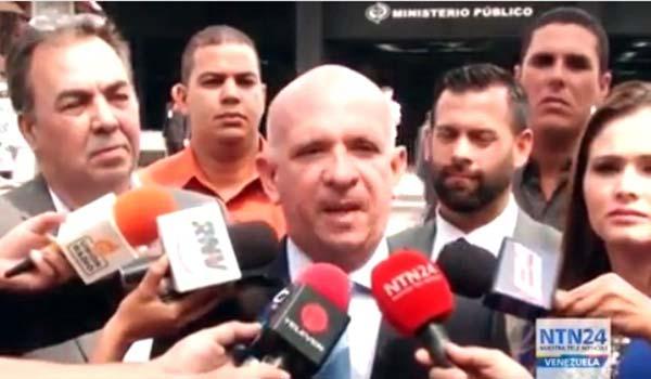 Pollo Carvajal, diputado por el Psuv en la Asamblea Nacional  Captura de video