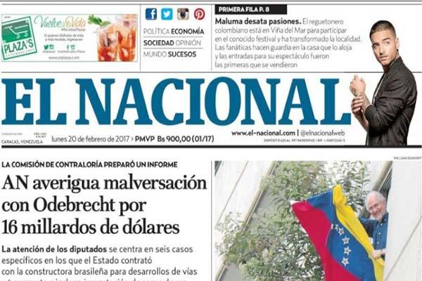 Portadas De Los Diarios Nacionales E Internacionales De