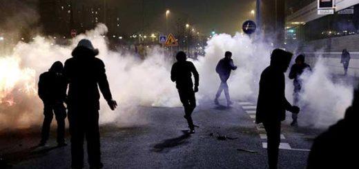 Disturbios en Francia |Foto: AFP