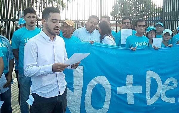 Vente Venezuela dirige un mensaje a la FANB este 04 de febrero |Foto: Prensa María Corina