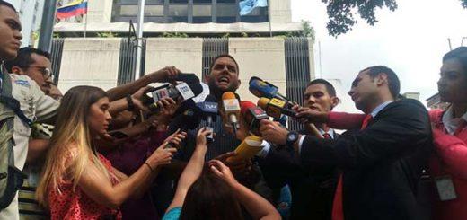 Diputado de la Asamblea Nacional (AN), Juan Requesens | Foto: @JuanRequesens