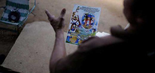 La muerte de Eliannys, y un estallido más amplio de la enfermedad en el resto del país, muestran cuán vulnerable es el país | Créditos: Reuters
