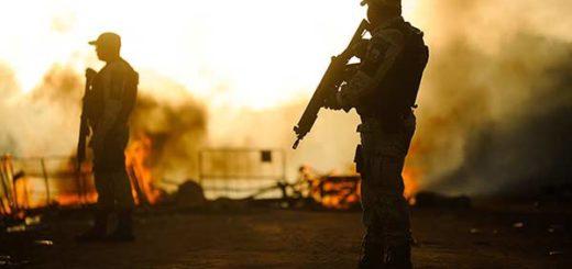 Roban 20 millones de dólares en el asalto más espectacular en la historia de Brasil | Foto: AFP