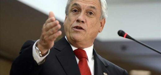 Sebastián Piñera, ex presidente de Chile |Foto cortesía