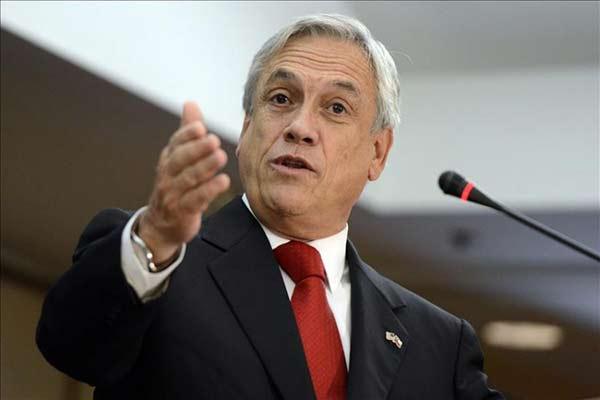 Sebastián Piñera, ex presidente de Chile  Foto cortesía
