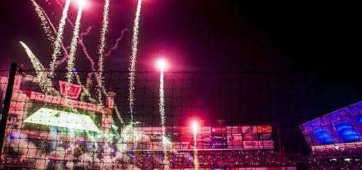 Fiesta en Culiacán por inicio de la Serie del Caribe | Foto: @LMPbeisbol