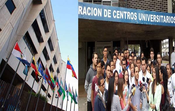 TSJ suspendió elecciones estudiantiles en la UCV   Foto: Composición Notitotal