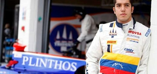 "Rodolfo ""Speedy"" González, piloto venezolano |Foto: El Nacional"