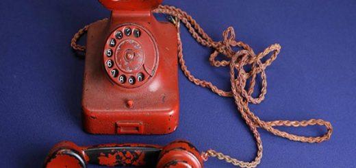 El teléfono de Adolf Hitler |Foto: AP