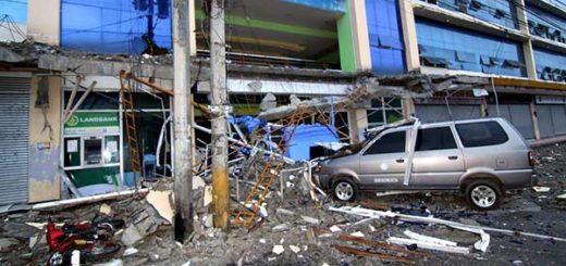 Terremoto de 6,5 sacudió el Sur de Filipinas |Foto: AFP
