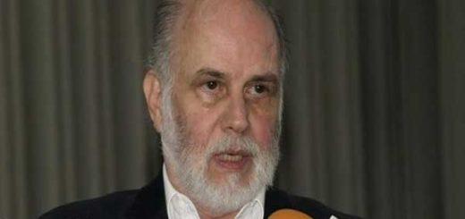 Tinedo Guía, Presidente del Colegio Nacional Periodista |Foto cortesía