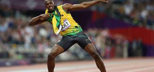Usain Bolt, velocista jamaicano |Foto cortesía