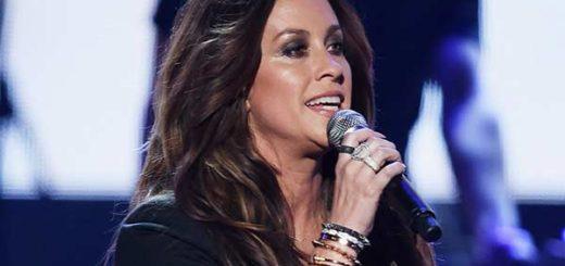 Roban dos millones de dólares en joyas en casa de la cantante Alanis Morissette | Foto: AFP